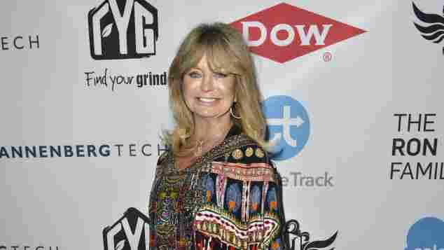 Schauspielerin Goldie Hawn auf der TRANS4M 2018 Gala
