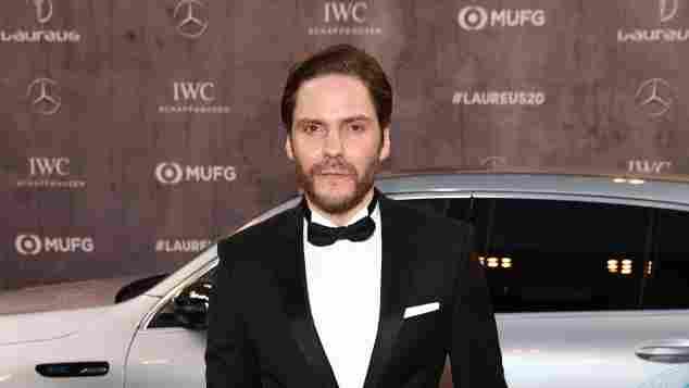 Daniel Brühl bei den Laureus World Sports Awards am 17. Februar 2020
