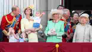 prinz louis trooping the colour