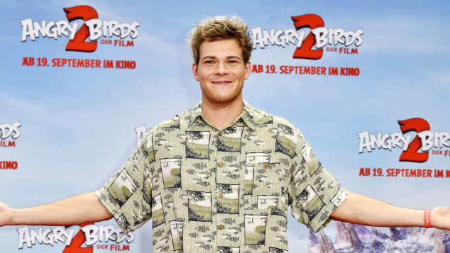 """Joey's Jungle bei der Premiere des Kinofilms """"Angry Birds 2"""" 2019"""