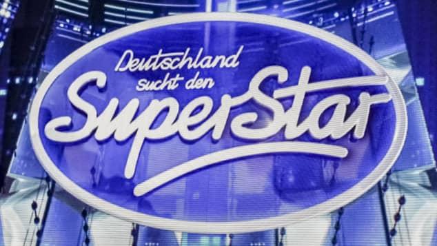"""Das Logo von """"Deutschland sucht den Superstar"""""""