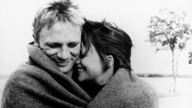 Daniel Craig und Heike Makatsch