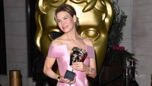 Renée Zellweger BAFTAs 2020