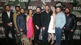 """SEAL Team"": Cast"