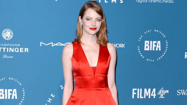 "Emma Stone bei den ""British Independent Film Awards"" in London 2018"