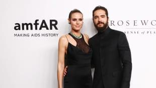 Heidi Klum und Tom Kaulitz bei der amfAR Gala in Hong Kong