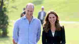 Prinz William und Herzogin Kate bei ihrem Besuch in Islamabad und Pakistan am 18. Oktober 2019