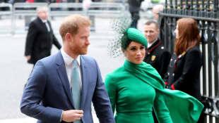 Herzogin Meghan; Prinz Harry; Prinz Harry und Herzogin Meghan