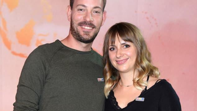Gerald und Anna Heiser beim RTL Spendenmarathon im Jahr 2018