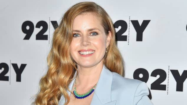 "Amy Adams bei der Ausstrahlung der Serie ""Sharp Objects"" in New York City 2018"
