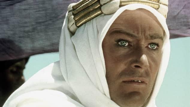 """Peter O'Toole gehört mit seiner Rolle in """"Lawrence von Arabien"""" zu den größten Oscar-Verlierern"""