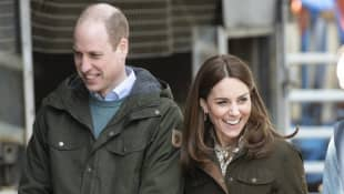 William Kate Irland