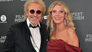 Thomas Gottschalk und Katharina Mroß im Juni 2019