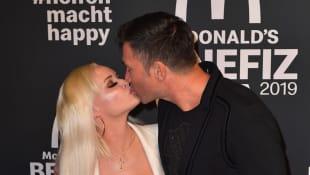 Daniela Katzenberger und Lucas Cordalis 2019