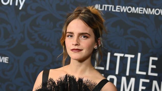 """Emma Watson bei der Premiere für den Film """"Little Women"""" 2019"""