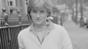 Lady Diana im Jahr 1980