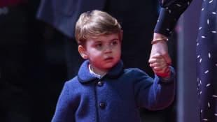 Prinz Louis bei einem Auftritt in London am 11. Dezember 2020