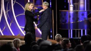 Kate McKinnon und Ellen DeGeneres