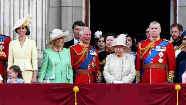 britische royals meghan harry tochter lilibet