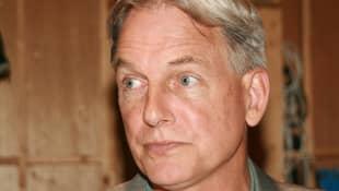 Mark Harmon NCIS Portrait Session, April 4, 2011.