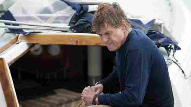 """Robert Redford in """"All Is Lost"""""""