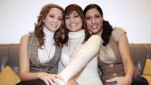 Monrose: Mandy Capristo, Bahar Kazil, Senna Gammour