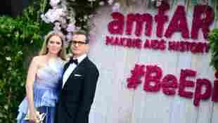 Gabriel Macht mit seiner Frau Jacinda Barrett bei der amfAR Gala in Cannes 2018