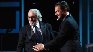 Robert De Niro und Leonardo DiCaprio