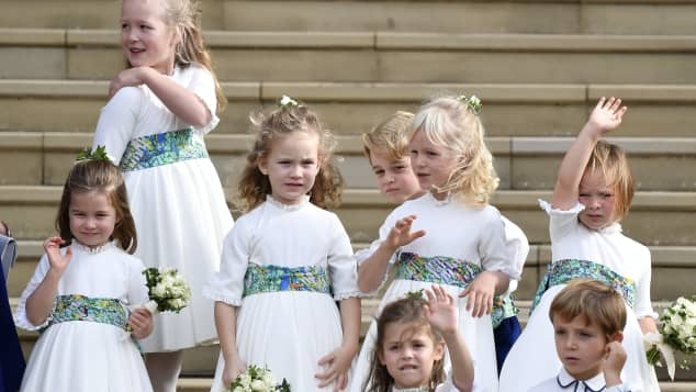 Maud Windsor und die anderen Royal-Kinder