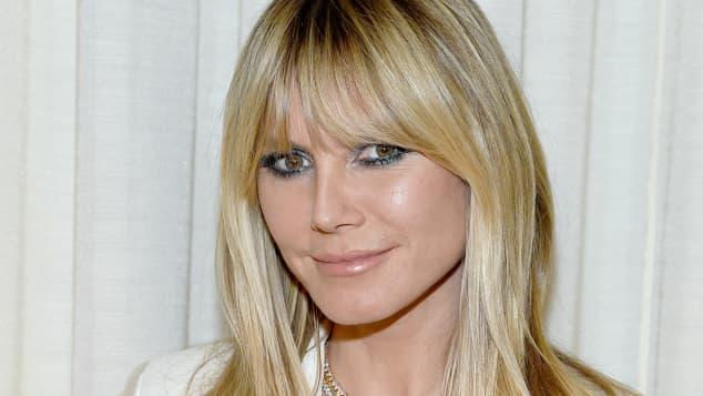 Heidi Klum im Jahr 2020