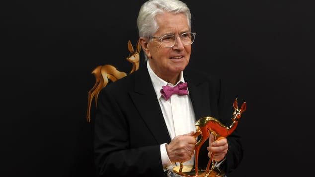 frank elstner; bambi awards 2019