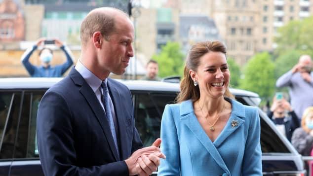 Herzogin Kate, Prinz William