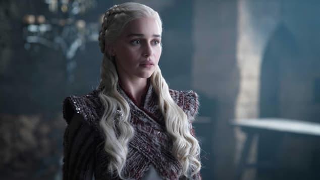 """Emilia Clarke als """"Daenerys Targaryen"""" in """"Game of Thrones"""""""