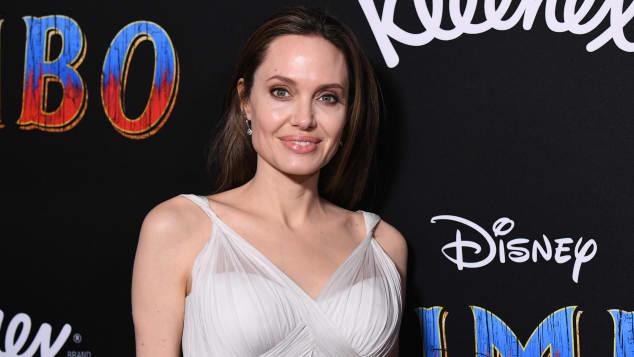 """Angelina Jolie soll im neuen Marvel-Streifen """"The Eternals"""" mitspielen"""