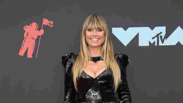 Heidi Klum bei den 2019 MTV Video Music Awards am 26. August 2019