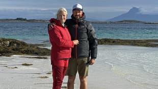 Prinzessin Mette-Marit und Prinz Haakon Hochzeitstag