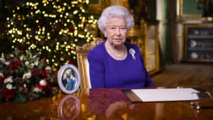 Königin Elisabeth II. Weihnachtsansprache 2020