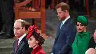 Prinz William, Herzogin Kate, Prinz Harry und Herzogin Meghan