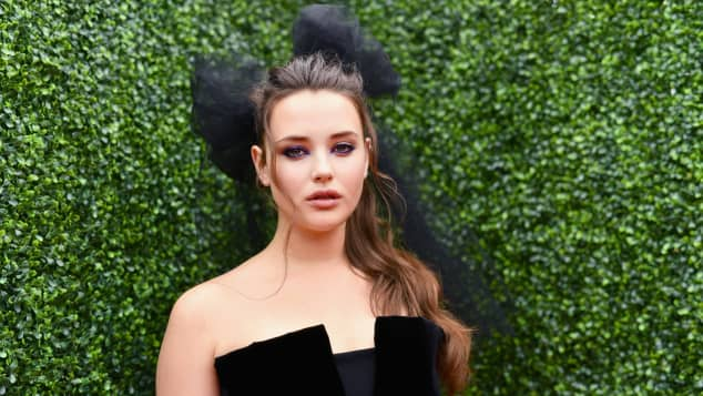 katherine langford mtv movie awards