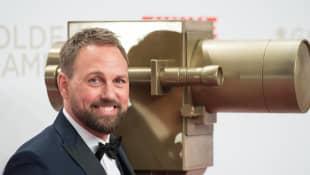 Steven Gätjen bei Goldene Kamera