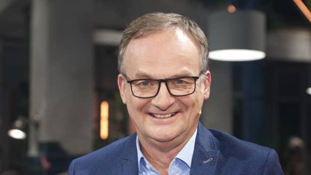 """Frank Plasberg zu Gast in der Sendung """"Geheimniskrämer: Vier Prominente, ein Geheimnis"""""""