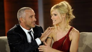 Michelle Hunziker und Eros Ramazzotti