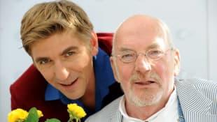 Guido Hammesfahr und Peter Lustig