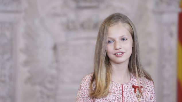 Prinzessin Leonor