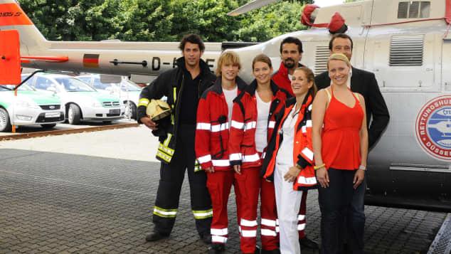 """""""112 - Sie retten dein Leben""""-Cast"""