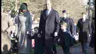 Herzogin Kate Prinz William Weihnachten