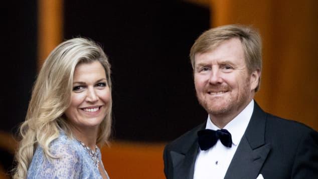 Königin Máxima und König Willem