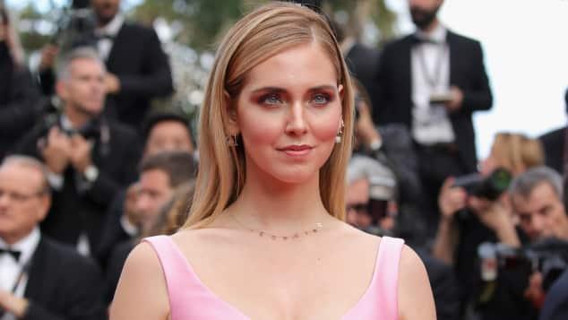 Chiara Ferragni beim Cannes Filmfestival 2018