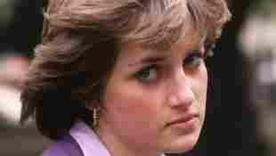 Lady Diana im Alter von 19 Jahren