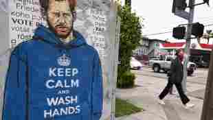 Prinz Harry Graffiti